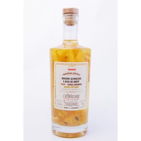 Arom arrange Rhum arrangé ananas 22,8° 70 cl