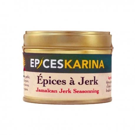 Épices Karina épices a jerk 40 g