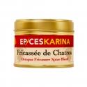 Épices Karina Epices Fricassée Chatrou pot 50 g