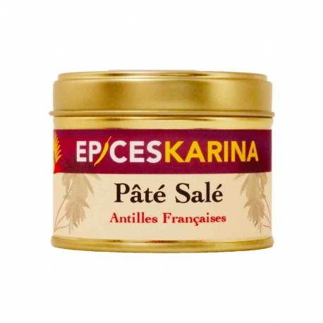 Épices Karina épices pâtes sales antillais pot 40 g