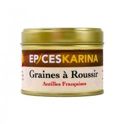 Épices Karina Graines à roussir pot 50 g
