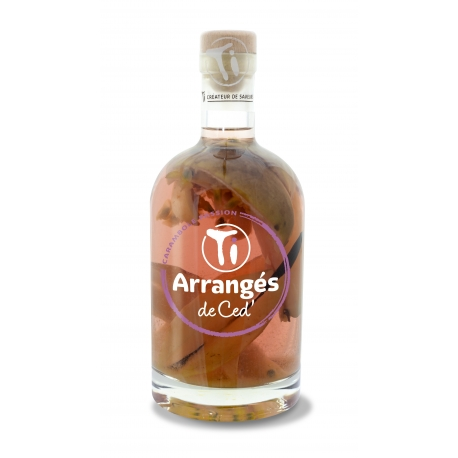 Ti arranges de ced carambole passion 32° 70 cl