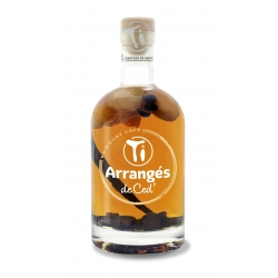Ti arranges de ced kumquat café 32° 70 cl