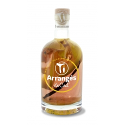 Ti arranges de ced mangue passion 32° 70 cl