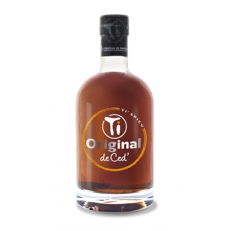 Ti original de ced ti spicy 45° 70 cl
