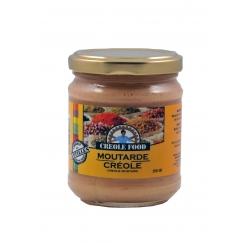 Créole food moutarde créole 200 g
