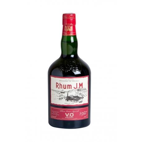 JM Rhum Vieux VO 43° 70 cl Martinique