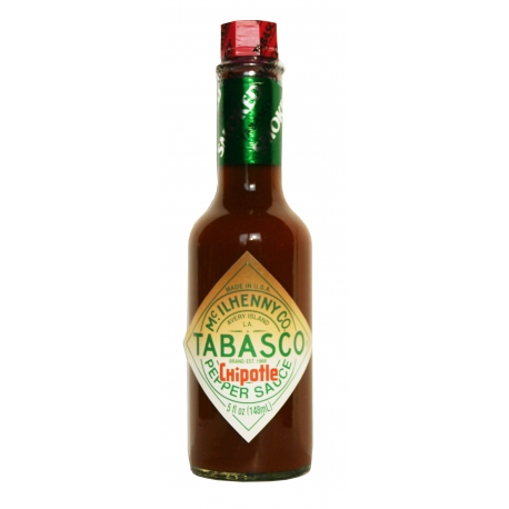 Tabasco chipotle fume 148ml