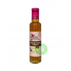 Colibri sirop de canne vanille 25 cl Délices Guyane