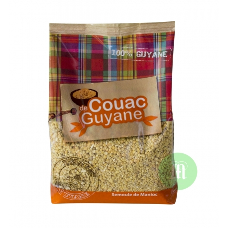 Délices Guyane couac (semoule manioc) 750 g Guyane