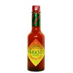 Tabasco habanero 148ml