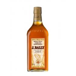 Bally Rhum Vieux 2005 boite 43° 70 cl Martinique