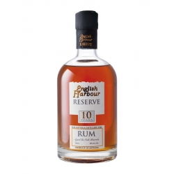 English harbour Rhum Vieux 10 ans réserve 40° 70 cl Antigue