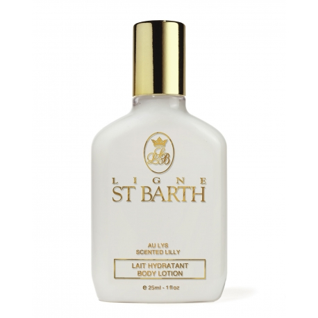 Ligne St Barth lait hydratant lys 25ml