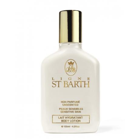 Ligne St Barth lait hydratant non parfume125ml
