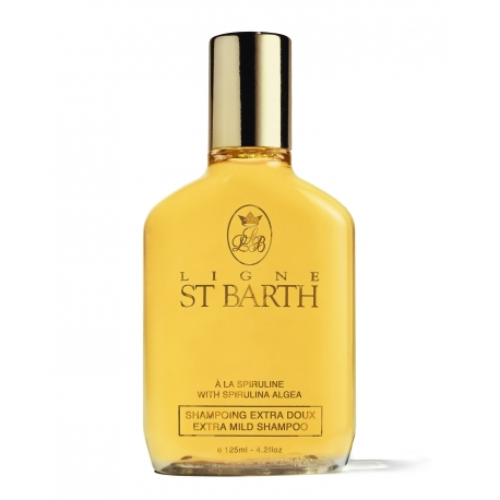 Ligne St Barth shampoing spiruline 125ml