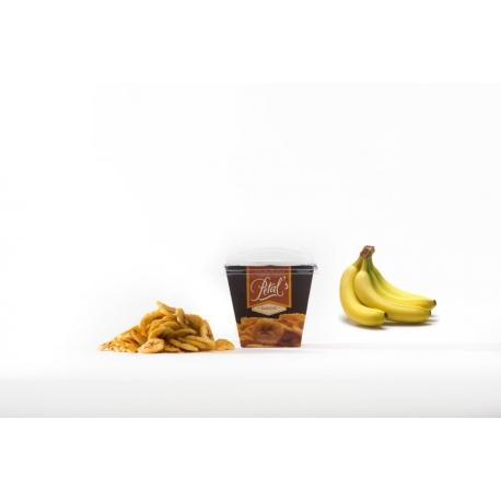 Carib fruits pétales de banane dessert 45 g