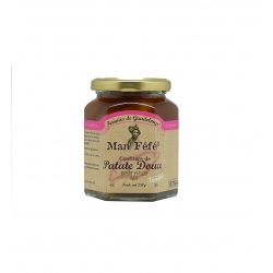 Man Féfé confiture de patate douce 250 g