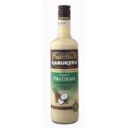 Karukera Punch pina colada 18° 70 cl Guadeloupe