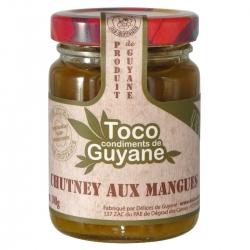 Toco chutney mangue 100 g Guyane
