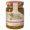 Toco Confit d'Oignons à la Mangue 100 g Guyane