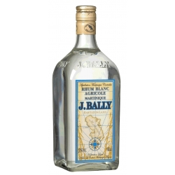 Bally Rhum Blanc 55° 1L Martinique