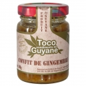 Toco Confit de Gingembre 100 g Guyane