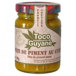 Toco pâte de piment au curry 100 g Guyane