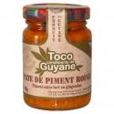 Toco Pâte de Piment Rouge 100 g Guyane