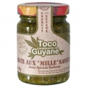 Toco Sauce Mille Saveurs Spécial BBQ 100 g Guyane