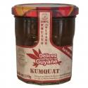 Délices Guyane Confiture de Kumquat 210 g