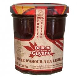 Délices Guyane confiture à la pomme d'amour 210 g