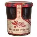 Délices Guyane Confiture Prune de Cythere 210 g