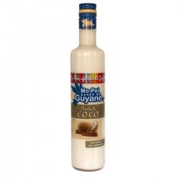 Mo pei Punch au coco 18° 50 cl délices de Guyane
