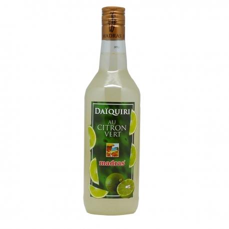 Madras cocktail daiquiri citron vert 70 cl Guadeloupe