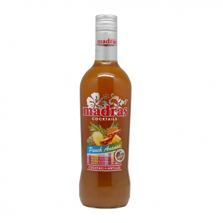 Madras Punch ananas 18° 70 cl Guadeloupe