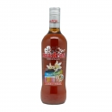 Madras Punch vanille 18° 70 cl Guadeloupe