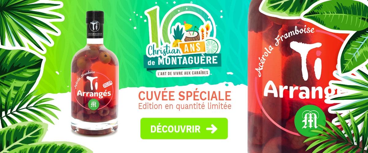 Cuvée Christian de Montaguere Ti Ced