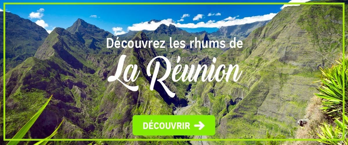 Les rhums de La Réunion