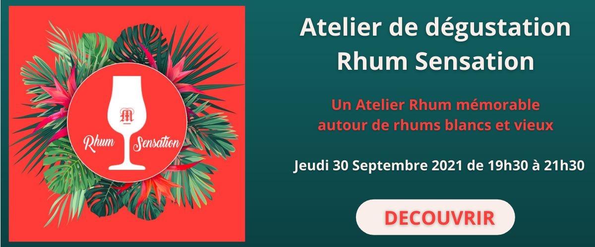 Rhum Sensation