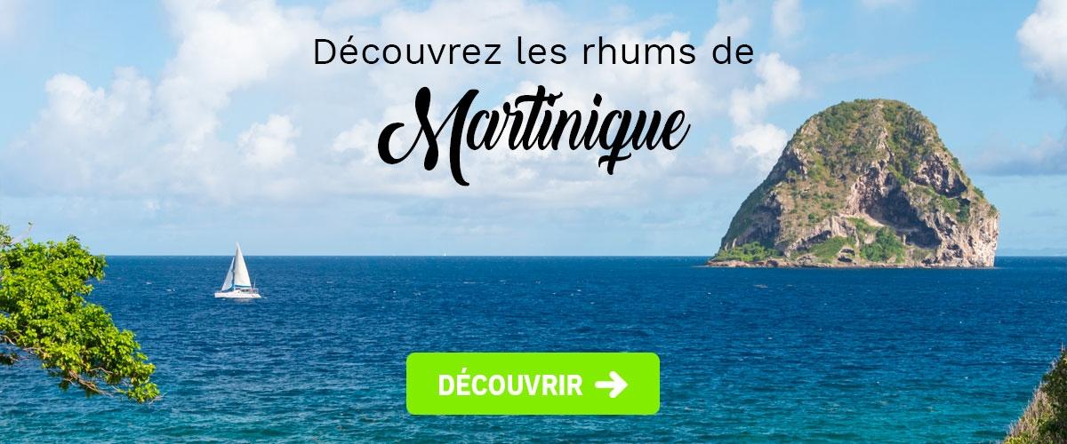 Les Rhums de Martinique