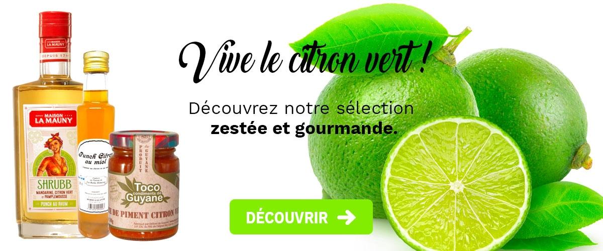 Vive le citron vert