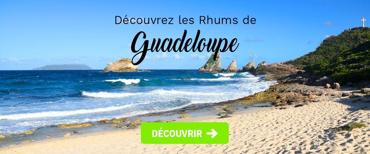 Les Rhums de Guadeloupe